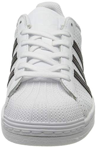 adidas Superstar W, Zapatillas Mujer, FTWR White/Core Black/FTWR White, 42 EU