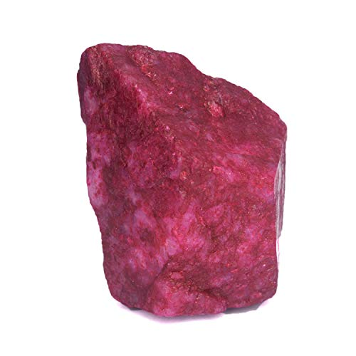 Spiritual Gemstone Crystal Ruby 952.00 Natural Earth Mined Rough Ruby Loose Gem for Jewelry