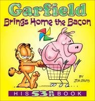 By Jim Davis, Jr. ( Author ) [ Garfield Brings Home the Bacon: His 53rd Book Garfield New Collections By Jan-2012 Paperback