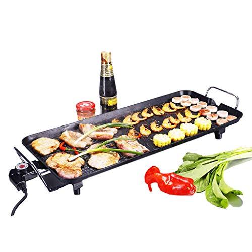 Electric baking pan Teppanyaki - Plancha Grill, de Aluminio Grande de Cocina...