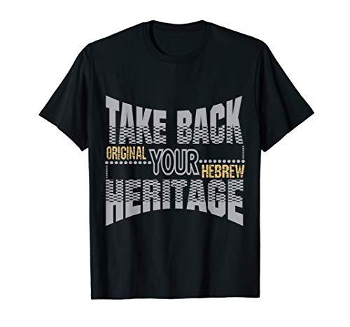 Take Back Your Heritage | Original Hebrew | Hebrew Israelite