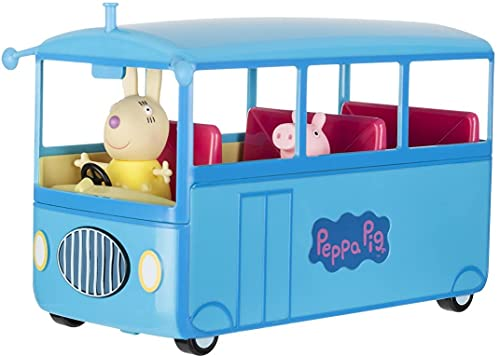 Peppa Pig's School Bus Deluxe Vehicle