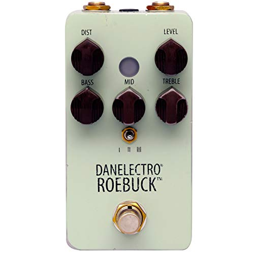 Danelectro Roebuck Distortion Guitar Effect Pedal