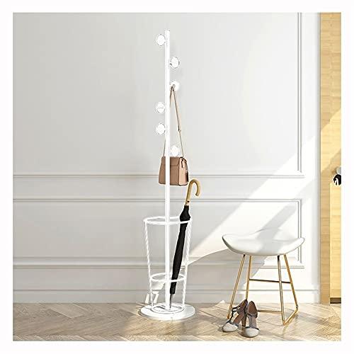 LZL Árbol de Rack de Capa Independiente  Chaqueta y suéter Soporte Colgante  Conjunto fácil  Diseño Elegante para el hogar u Oficina (Color : E)