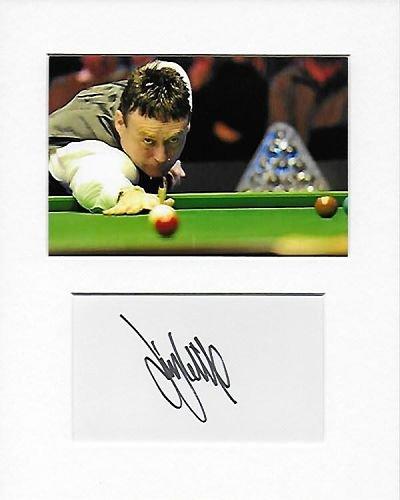 BCE Jimmy White /«/Simul/é Graphite Shaft//» Snooker /& Pool Cue Metallic BLACK