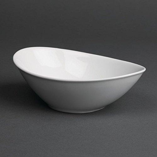 Classique Blanc Dimensions saladier: 150 mm (6 \