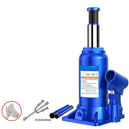 Find Discount Heavy Duty Hydraulic Bottle Car Jack Lifting Stand Thick Metal Car Jack Universal Hydr...