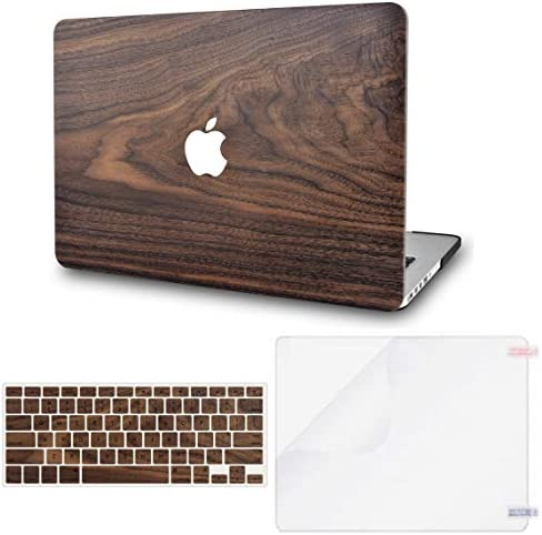 KECC Laptop Case Compatible with MacBook Pro 13 2020 2019 2018 2017 2016 w Keyboard Cover Plastic product image
