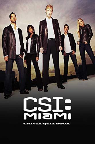 CSI Miami: Trivia Quiz Book (English Edition)