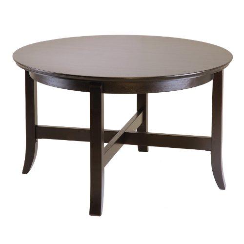 Winsome Toby Table, Espresso