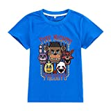 LIYIMING The Simpsons T-Shirt Kinder 3D-Druck Kurz