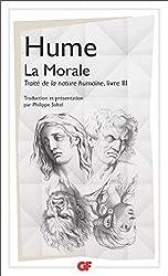 La Morale - Traité de la nature humaine, livre III de David Hume