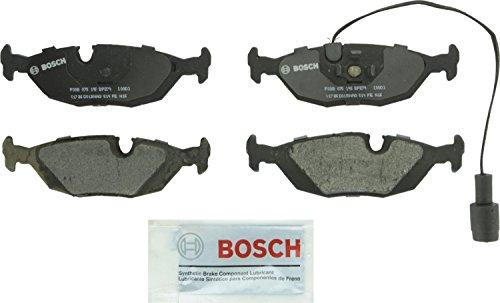 Bosch BP279 QuietCast Premium Semi-Metallic Disc Brake Pad Set For Select BMW (i, is, e, es, iX, td, CSi,),325, 318, 325, 524, 528, 533, 535, 633, 635, 735i, L6, L7, M5, M6; Rear