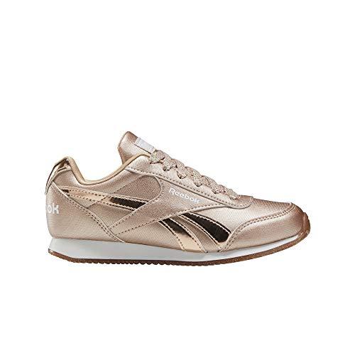 Reebok Royal CLJOG 2.0, Zapatillas de Running, ROSGOL/Blanco/Blanco, 35 EU