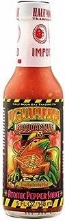 Iguana, Hot Sauce Atomic Pepper, 5 Ounce