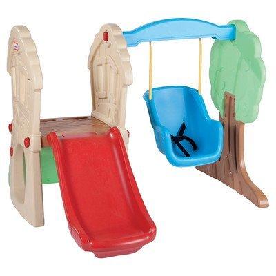 Toddler Swing Set Swing N Slide Tots Indoor Outdoor Swings Seat Infant Playground Baby Play Swingset...