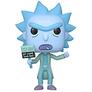 Funko Pop Holograma Rick Clon (Rick & Morty 659) Funko Pop Rick & Morty