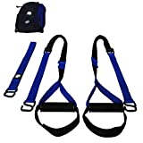 Fit Active Sports - Kit di allenamento con doppia cinghia, Scarpette a strappo Voltaic 3 Velcro Fade...