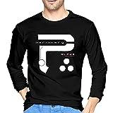 Photo de Periphery Music Band Mens Round Neck Long Sleeve Shirts Graphic Tees Shirts Top Custom T-Shirts