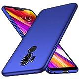 TenYll Hülle für HTC Desire 12s, [Ultra Slim] PC Schutzhülle Stoßfest,Cover Etui leichte Handy-Tasche Handyhülle Schutzhülle für HTC Desire 12s -Blau