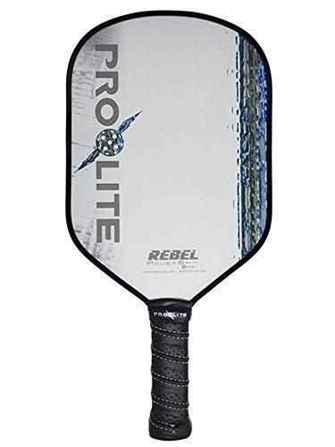 Prolite Rebel PowerSpin Pickleball Paddle (Blue)