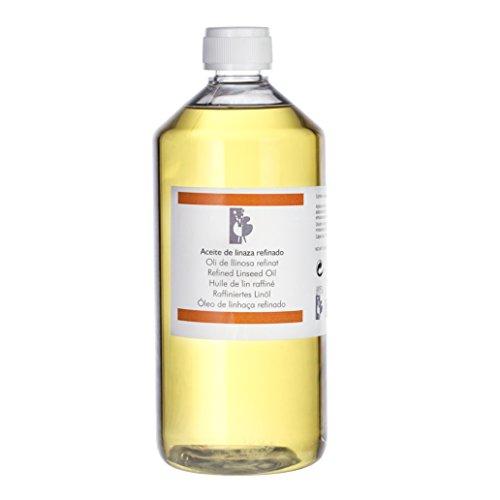 Lienzos Levante 0310144001 - Olio di Lino Raffinato, Bottiglia da 1000 ml