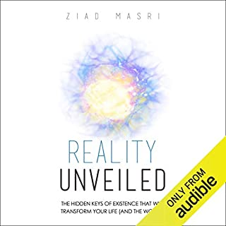 Reality Unveiled audiobook cover art