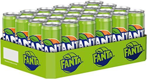 Fanta Exotic, 24er Pack, EINWEG (24 x 330 ml)