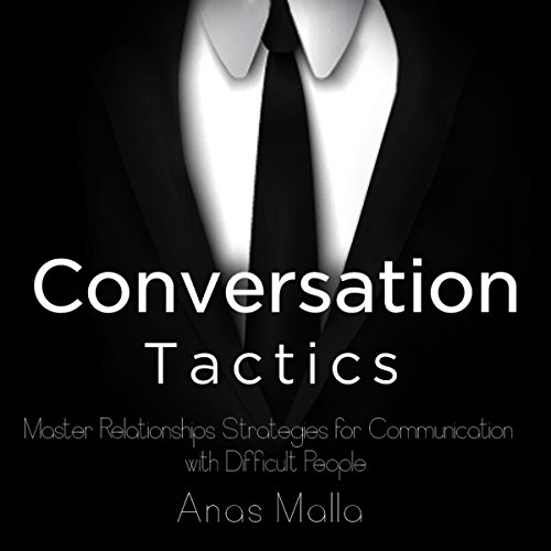 Conversation Tactics audiobook cover art