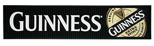 Guinness - Tapete de goma, diseño de etiqueta de Guinness