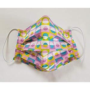Gesichtsmaske mit Nasenbügel, Mund & Nasenmaske, Maske, Stoffmaske, Handmade, waschbar, hergestellt in Bayern