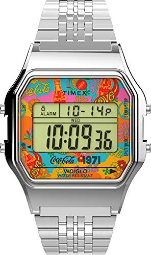 Timex Lässige Uhr TW2V25900