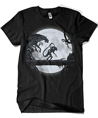 4303-Camiseta Premium, Alien Matata...