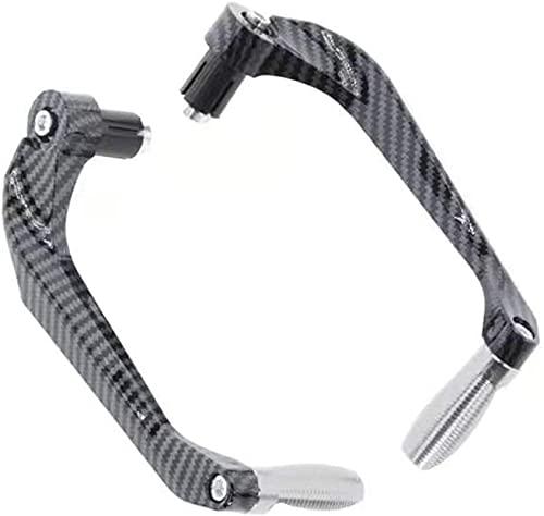 WJR Manillar de la Cuerda de la Cuerda del Protector del Protector de Freno de la Motocicleta para la Palanca de la Palanca S1000R de B.M.W Guardia de aleación de aleación de Aluminio CNC Real