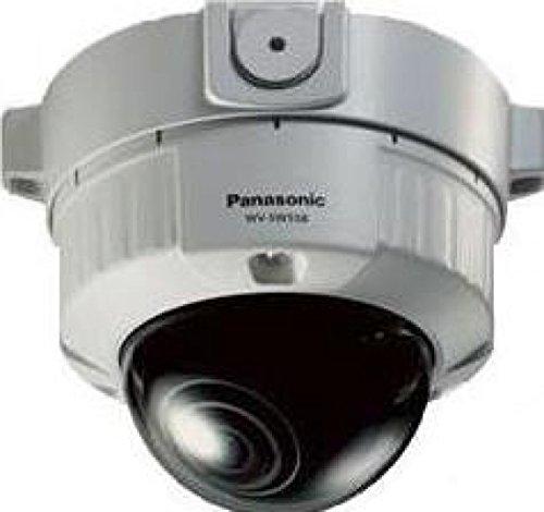 Panasonic WV-SW558E IP-camera HD grijs