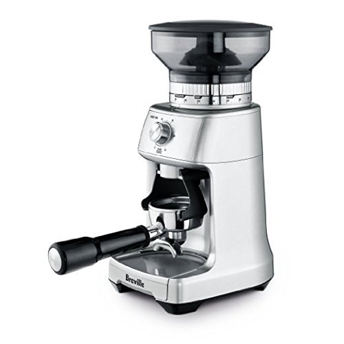 Breville BCG600SIL The Dose Control Pro Coffee Bean Grinder, Silver (Renewed)