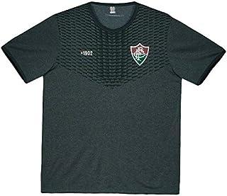 Camiseta Fluminense Blitz Infantil Verde Mescla