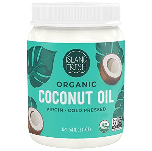 Island Fresh Coconut Oil (107 Servings)