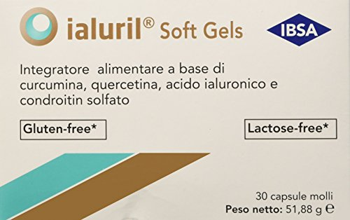 PHARMAFGP ialuril Soft Gels 30 cps