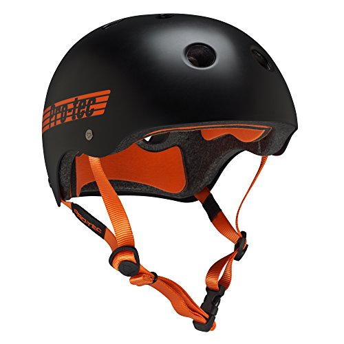 Pro-Tec Helm The Classic - Casco de ciclismo 115099306, Color Negro Mate,...