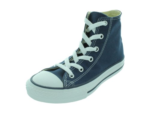 Converse Childrens Hi Top Pumps Navy Chuck Taylor All Stars 13 Youths