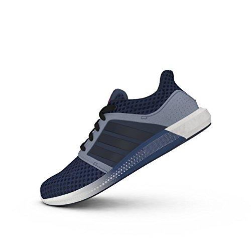 Adidas Herren Solar RNR Mineral Sneakers Blau, 42 2/3 EU