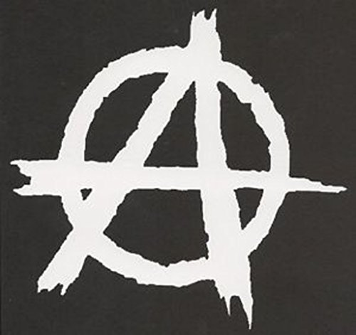 Keen Anarchy Decal Vinyl Sticker Cars Trucks Vans Walls Laptop White  5In Wide Decal KCD296