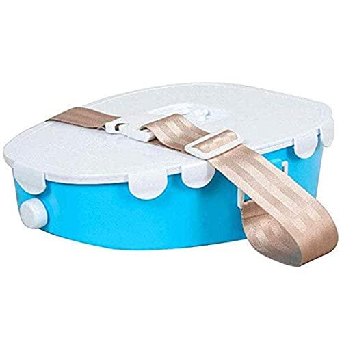 Massage-AED Portátil Camping Toilet Inodoro Móvil para Viaje Inodoro De Emergencia para Adultos Mayores Y Niños Inodoro Móvil para Emergencias Al Aire Libre, Viajes En Automóvil, Atascos De Tráfico