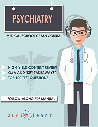 Psychiatry - Medical School Crash Course
