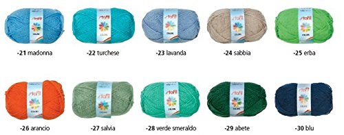 Fils Colors Lavande