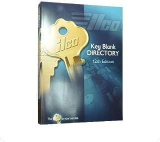 ilco key blank guide