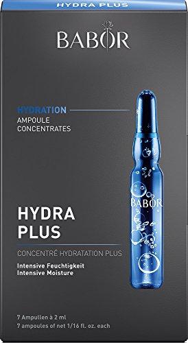 BABOR AMPOULE CONCENTRATES Hydra Plus, Ampullen mit Hyaluronsäure, feuchtigkeitsspendendes Serum,...