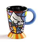 Romero Britto Cat tazza