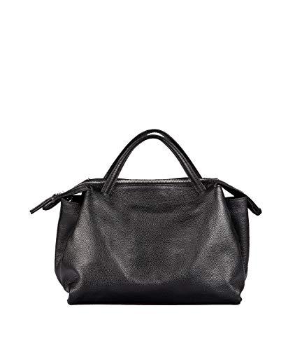 Pito's Bag Borsa Bauletto Classic, Nero
